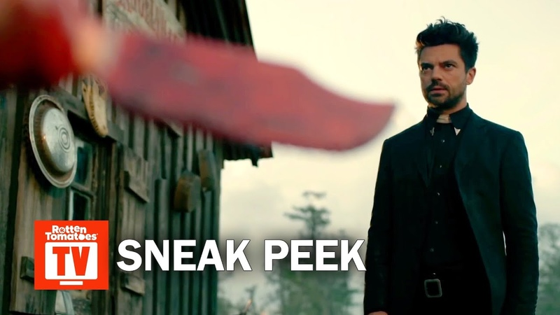 Preacher S03E01 Sneak Peek | 'Reunion in Angelville' | Rotten Tomatoes TV/Сник-пик третьего сезона сериала Проповедник