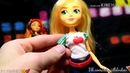 Обзор на Куклу Applejack Equestria Girls 🍎🍏😘😊 Канал Д.К😁💥