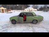 Drift Battle Копейка vs Audi A3 VR6 Quattro