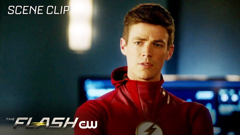 The Flash The Death Of Vibe Scene The CW