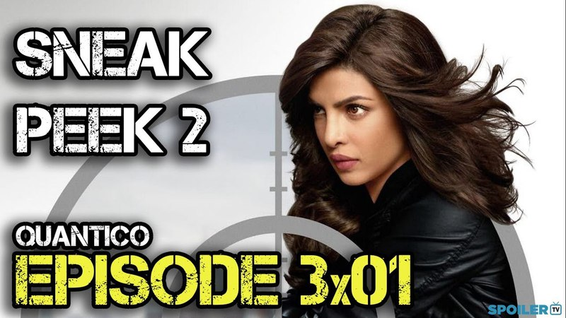 Quantico 3x01 Sneak Peek 2 The Conscience Code