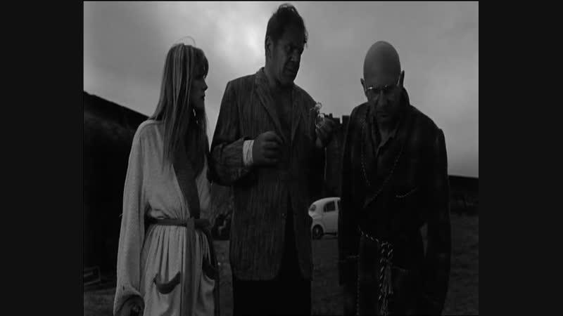 Тупик 1966 Режиссер Роман Полански триллер, драма, комедия