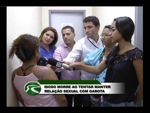 Idoso de 77 anos morre ao tentar manter relação sexual com a garota de programa de 24 anos no município Guajará Amazonas
