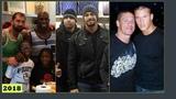 Top 10 WWE Close Friends in Real Life 2018 - Roman Reigns, Braun Strowman, Dean Ambrose.. HD