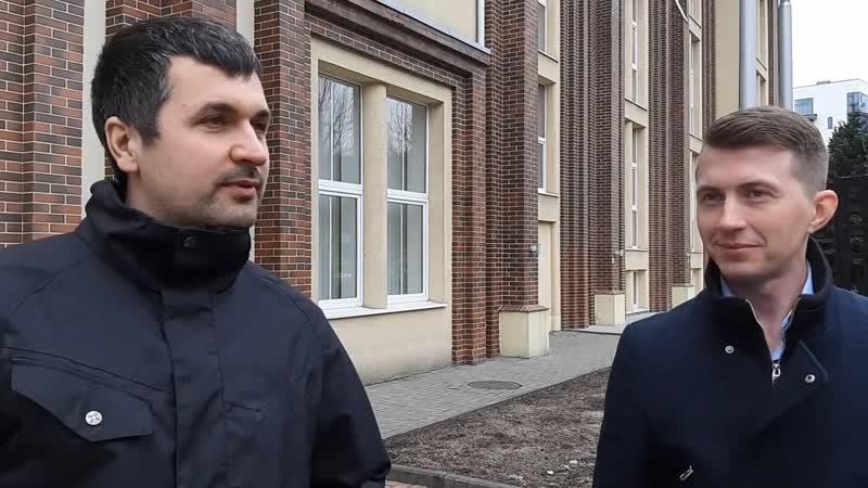 Калининградский областной суд отменил решение районого суда по делу Сергея Хилобока
