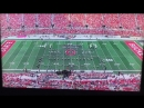 The Ohio State marching band.