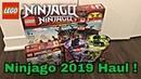 Lego Ninjago 2019 Haul !