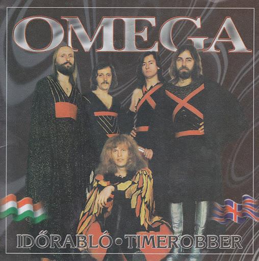Omega альбом Időrabló (Time Robber)