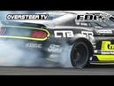 Fanga Dan D1NZ Drifting Round 5 Pukekohe 2018 Ford Mustang RTR