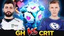 Who is the World's Best IO (Wisp) Player? gh vs Cr1t Gameplay Compilation Dota 2