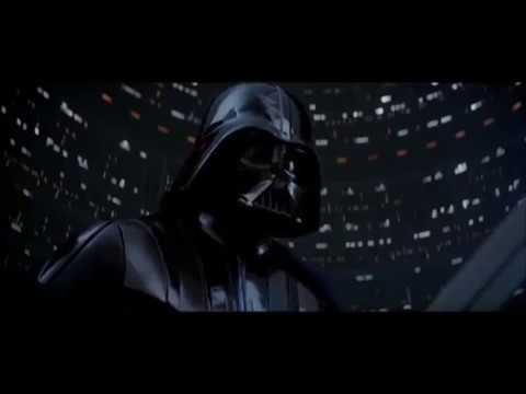 Пародия на орущего ковбоя Люк я твой отец
