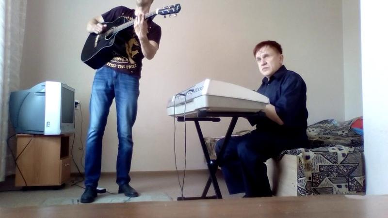 Дмитрий Перов и Раф Минеев Бумажный самолётик Импровизация