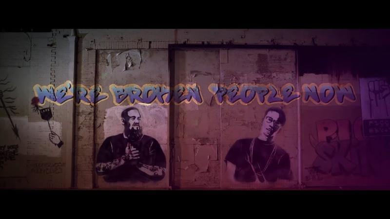 Logic Rag'n'Bone Man - Broken People (from Bright: The Album) [Official Lyric Video]