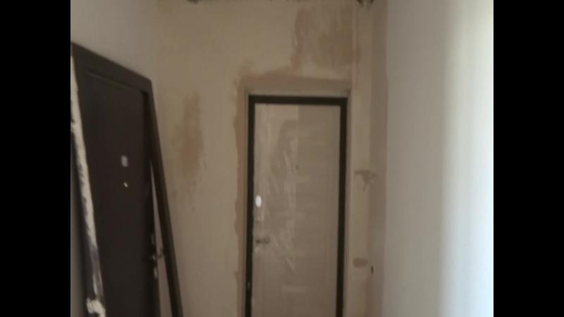 Ремонт квартир в Вологде / жк Белые ночи / двухкомнатная 60,8 м2 / завершение черновых работ