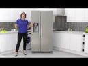 Haier HRF-628IF6 2-Door Side By Side American Fridge Freezer