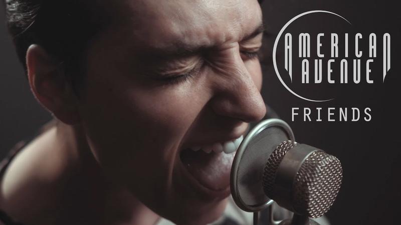 Justin Bieber BloodPop - Friends (Cover by American Avenue)