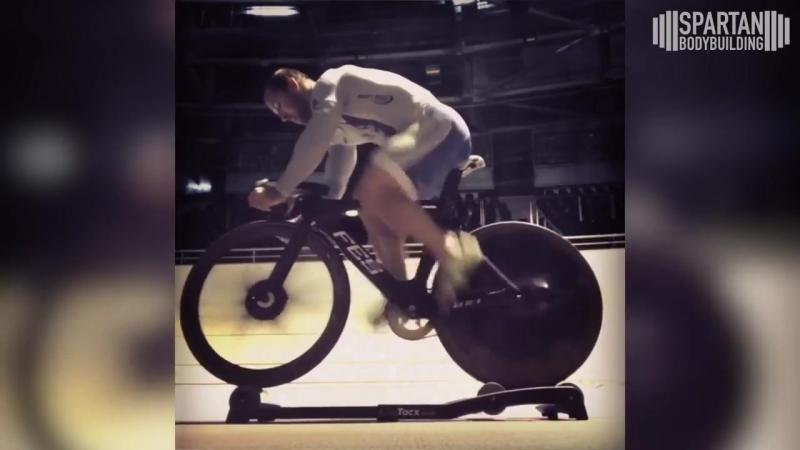 THE STRONGEST CYCLIST - ROBERT FORSTEMANN _ Spartan Bodybuilding