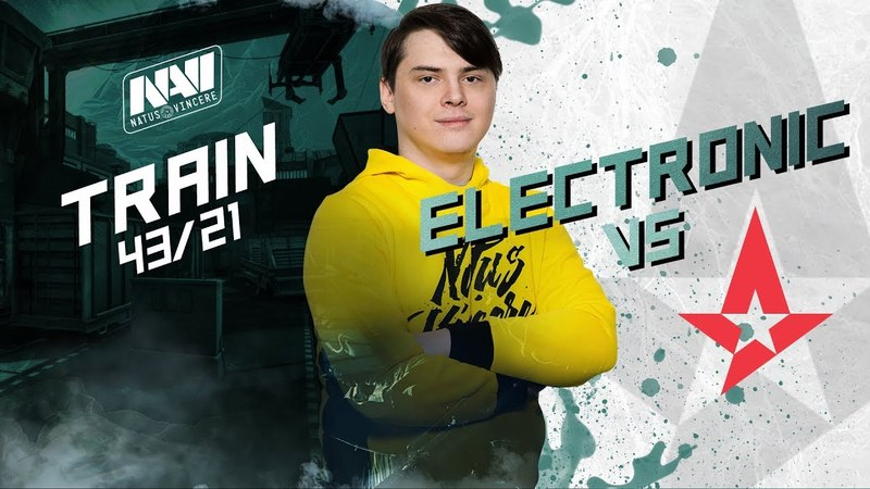 NAVI POV: electronic vs Astralis @ ESL Pro League S7
