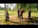 Небольшой клип || на песню Абнимос/Досвидос