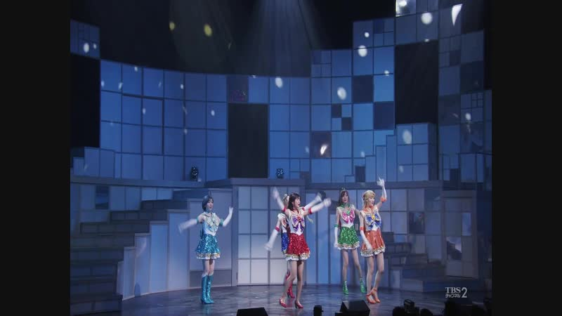 Sera Myu - Moonlight Starlight (Service Number ver.) (Team STAR) (NogiMyu)
