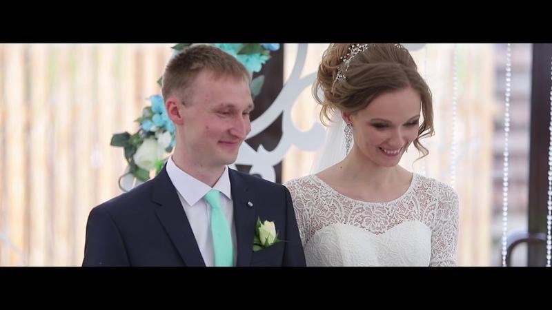Александр и Анна,свадебный клип 05 05 2018