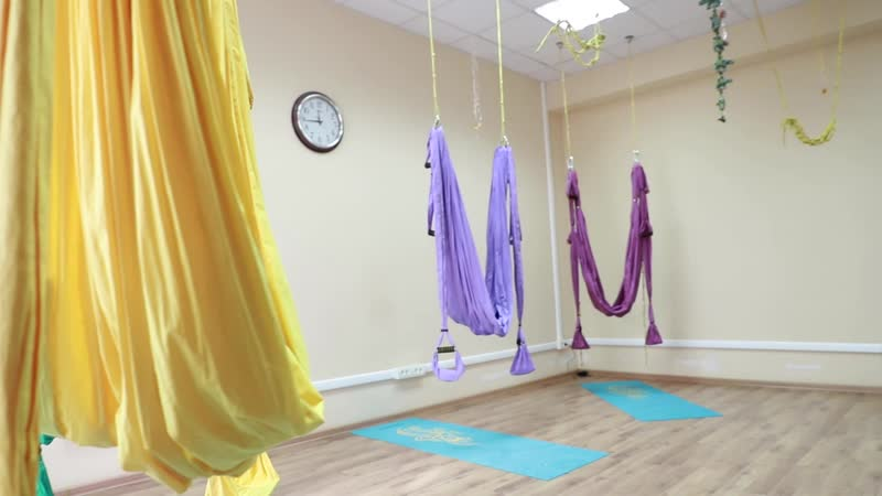 Ассоциация воздушной йоги Здрава