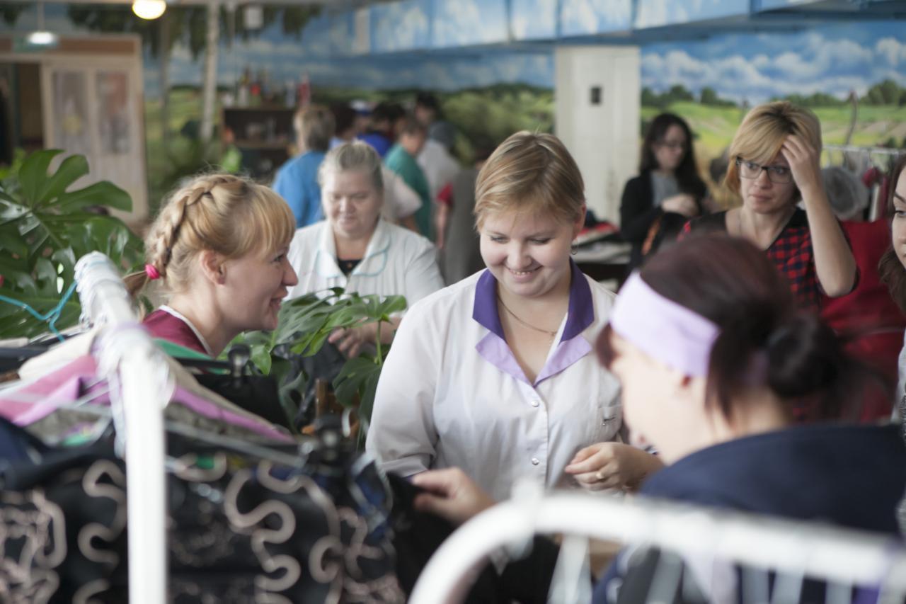 Волонтеры проекта «Старость в радость» соберутся в 1-м Боткинском