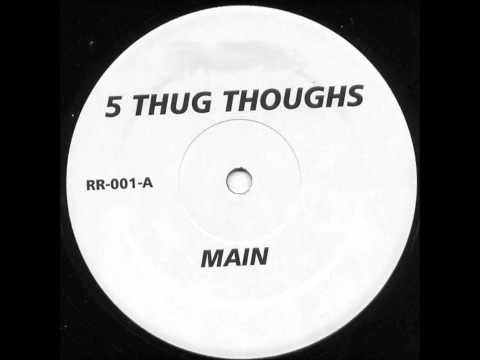 Illa Ghee - 5 Thug Thoughts (Feat Prodigy)