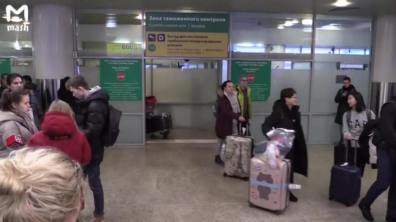 Возвращение Насти Рыбки и Алекса Лесли из Таиланда - прямой эфир