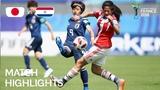 Japan v Paraguay - FIFA U-20 Womens World Cup France 2018 - Match 22