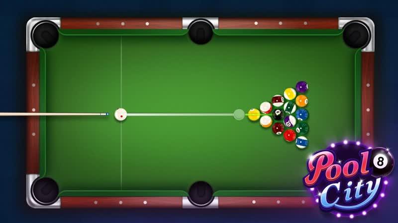 Поляковский Летсплей🐶 Pool City 8 - Billiards City🎱 3 (Спасибо Белому))
