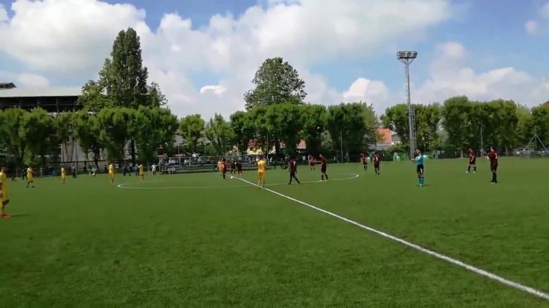 41 Comincia la ripresa non mollate ragazzi! - MilanFrosinone 3-1