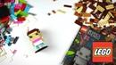 Алина Хузина из набора Лего Брик Хедс Собери меня из кубиков