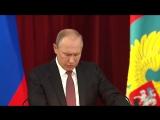 Владимир Путин принял участие в совещании послов и постоянных представителей России в международных организациях и объединениях.