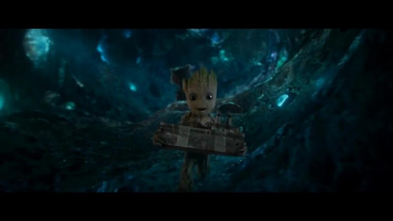 Стражи Галактики 2 - Русский Трейлер (2017)