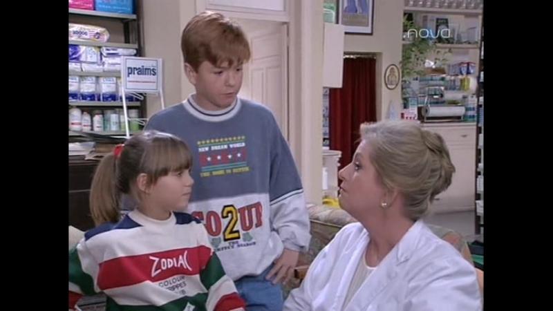 Дежурная аптека 4 сезон 1 серия - Семейные тайны