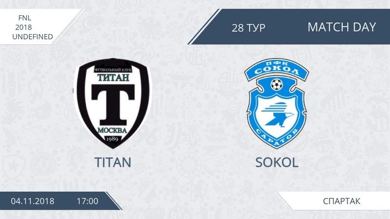 AFL18 Russia FNL Day 28 Titan Sokol