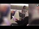 Пьяная Бузова в самолете приставала к пассажирам