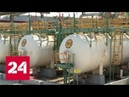 Роснефть приступила к выпуску бензина Евро 6 Россия 24