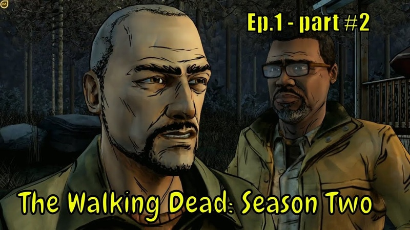 The Walking Dead: Season Two 🤵🧛 '' Help me and I'll leave... '' 🤵🧛 Ep.1 - part 2