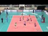 Daria Pisarenko - Volleyball Spiker