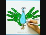 Рисуем ладошками вместе с детьми