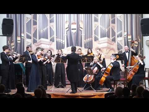 B-A-C-H - Времена года - Зима - Л. Бетховен, Квартет № 11 f-moll op. 9, Екатеринбург, 2019.2.27
