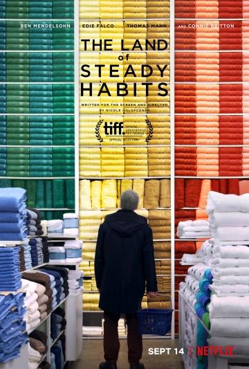 Земля устойчивых привычек  (The Land of Steady Habits) 2018 смотреть онлайн