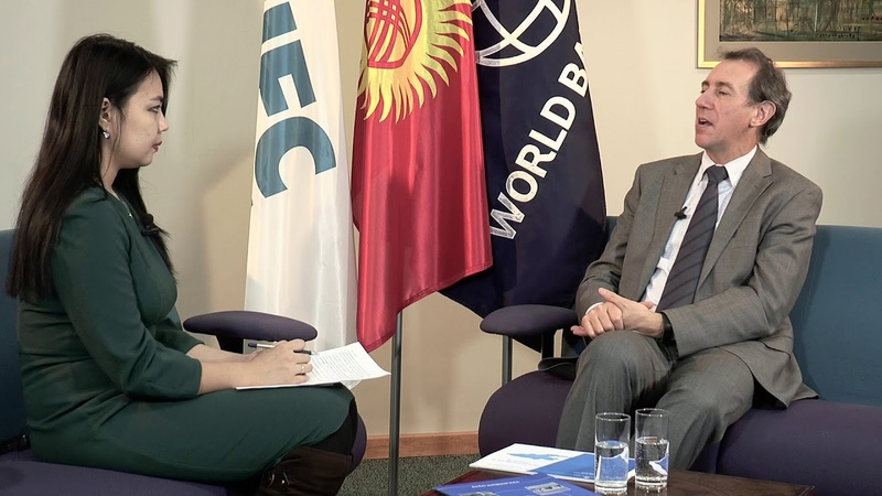 Interview of World Bank Vice President Mr Cyril Muller to AKIpress