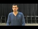 отзыв Хачатура Алоян о тренинге Ирины ЧерняевойЭнергичный оратор