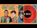 CHUBBY CHECKER BOBBY RYDELL - Teach Me To Twist