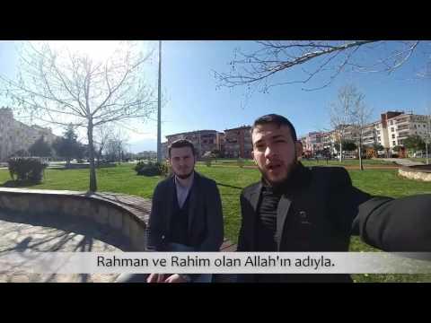 Osman BostancıAbdullah Altun- Gençlik hiç şüphe yok ki gidecek.