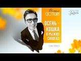 Валерий Сюткин - Осень - кошка в рыжих сапогах (Lyric Video)