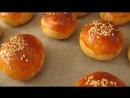 Турецкие булочки с творогом и зеленью Булочки с начинкой
